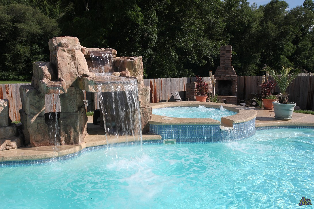 Rock N Pools Llc In Kennewick San Juan Pools Rock N